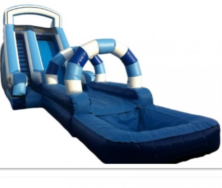 Slide N Slip waterslide